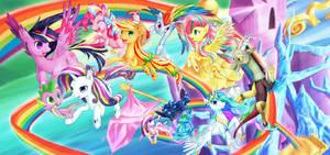 My Little Pony: Friendship is Magic Season4
