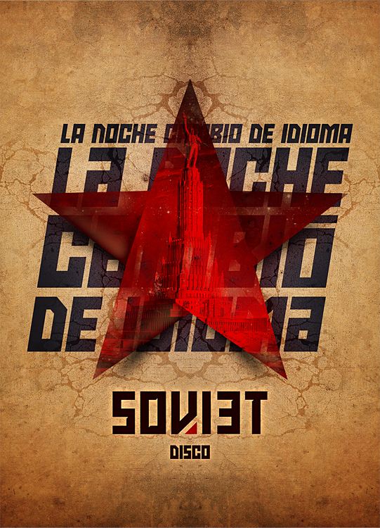 soviet flyer (front #1) by Royks