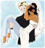 Yurchan's Eddie and Jessica