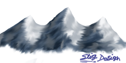 MoutenPaintTest in gimp by StigDesign