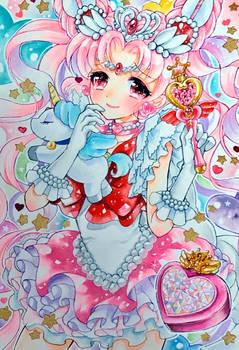 chibi moon princess