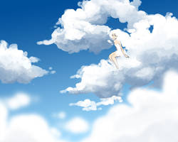 Clouds by Penelopaopa