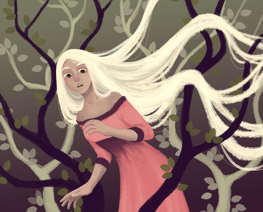 Rapunzel by Penelopaopa