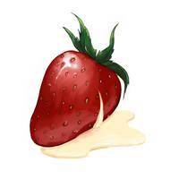 Strawberry by Penelopaopa