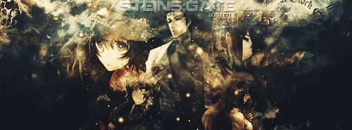Steins:Gate Cover by Joszen32