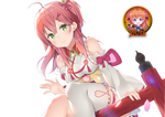 Sakura Miko - Hololive Render