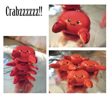 Crabzzzzz by ayame87
