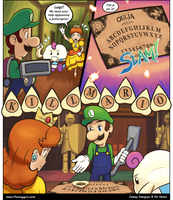 Leave It to Weegee by combustibear