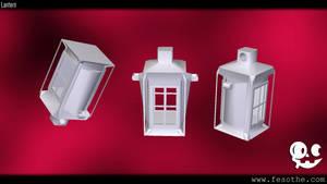 Lantern by Fesothe