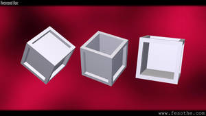 Recessed Box V1 by Fesothe