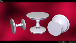 Table V1 by Fesothe