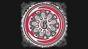 Snow Logo -  Gradient Spot 6 by Fesothe