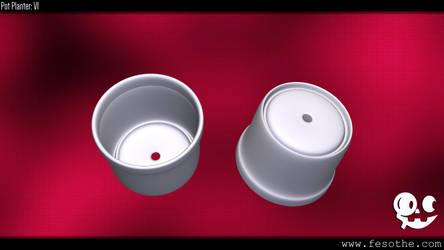 Pot Planter V1 by Fesothe
