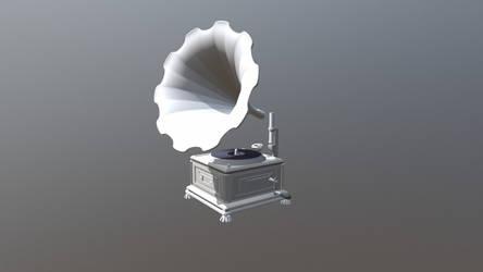 Gramophone - WIP by Fesothe