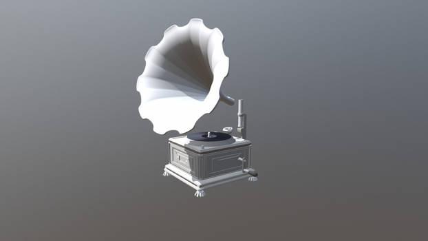 Gramophone - WIP