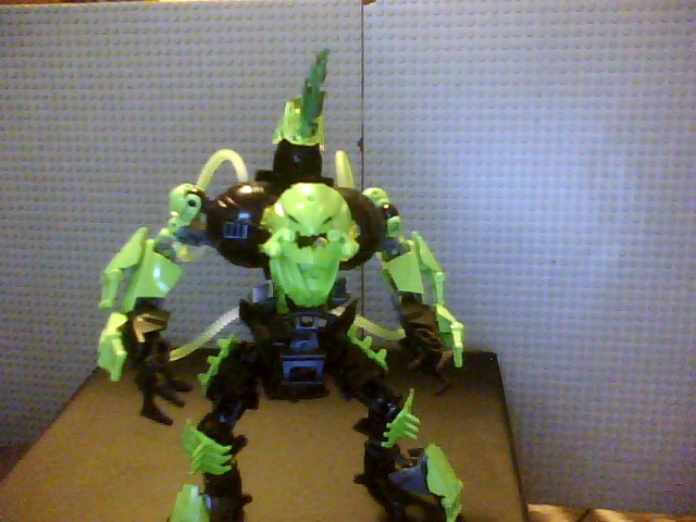 toxic reaper XL by sideshowOfMadness
