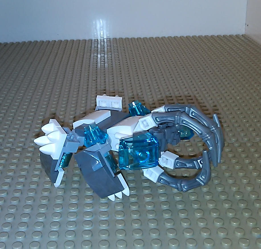 Ice Bug MOC by sideshowOfMadness
