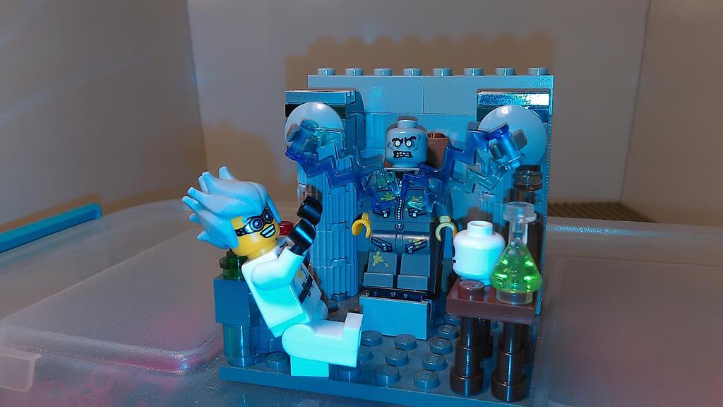 MOCtober 3 Doctors Lab by sideshowOfMadness