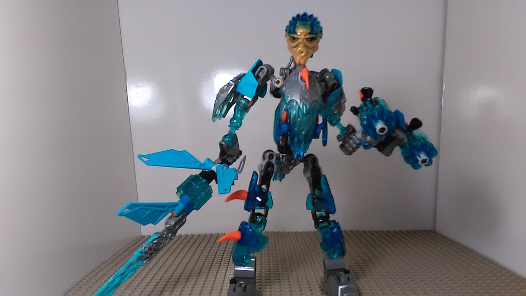 Gali Combiner Robot Mode by sideshowOfMadness