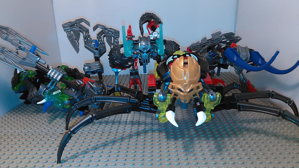 Team Extinction (Beast Modes) by sideshowOfMadness