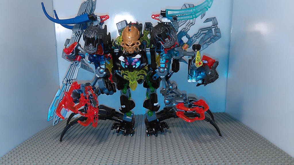 Team Extinction (Combined Mode) by sideshowOfMadness