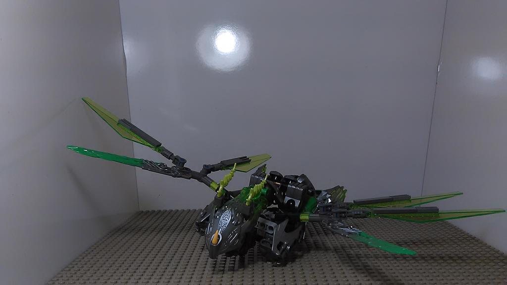 Lewa Combiner of Jungle (Bug Mode) by sideshowOfMadness