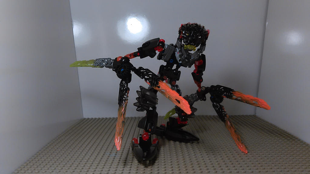 Lava Jet (Robot Mode) by sideshowOfMadness
