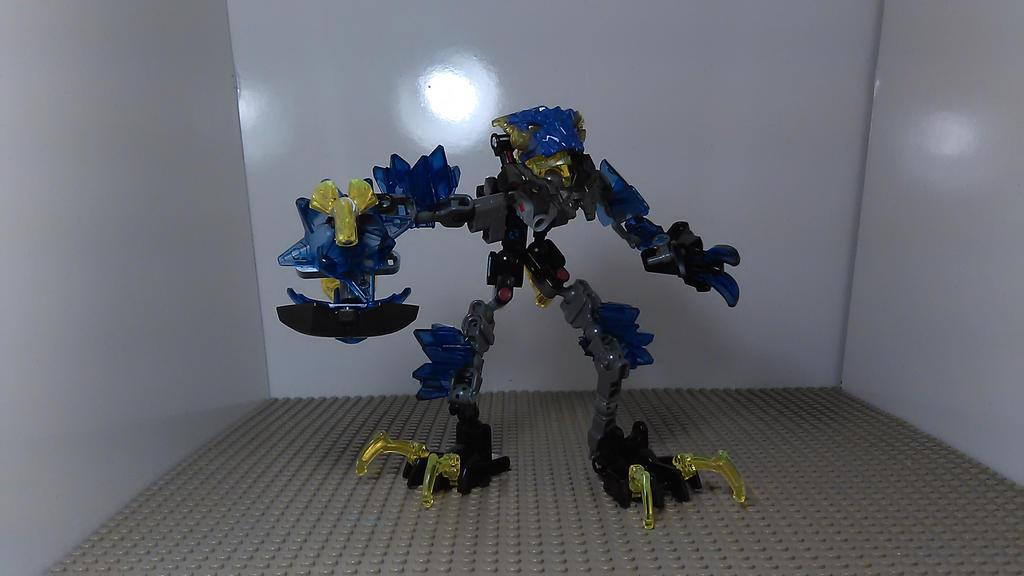 Quake Cannon (Robot Mode) by sideshowOfMadness