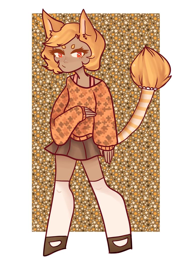 Pumpkin Spice by KiyaAyraLuna