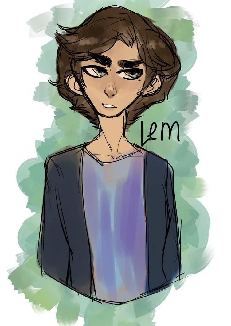 Lem bby by KiyaAyraLuna
