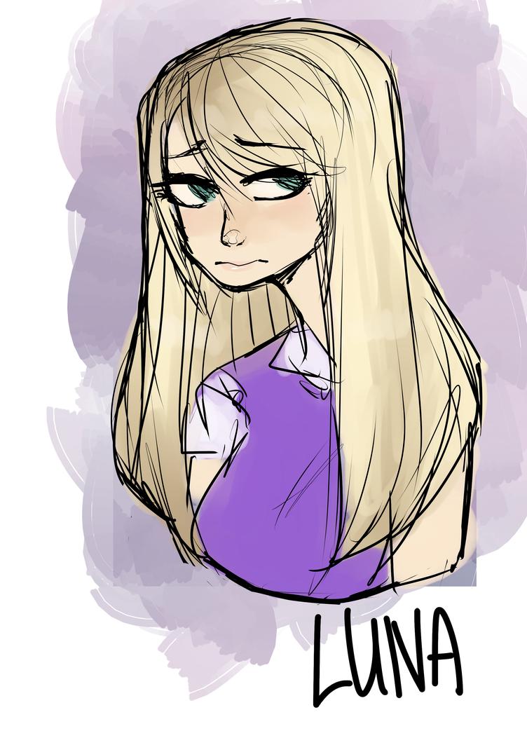 Lunaaa by KiyaAyraLuna