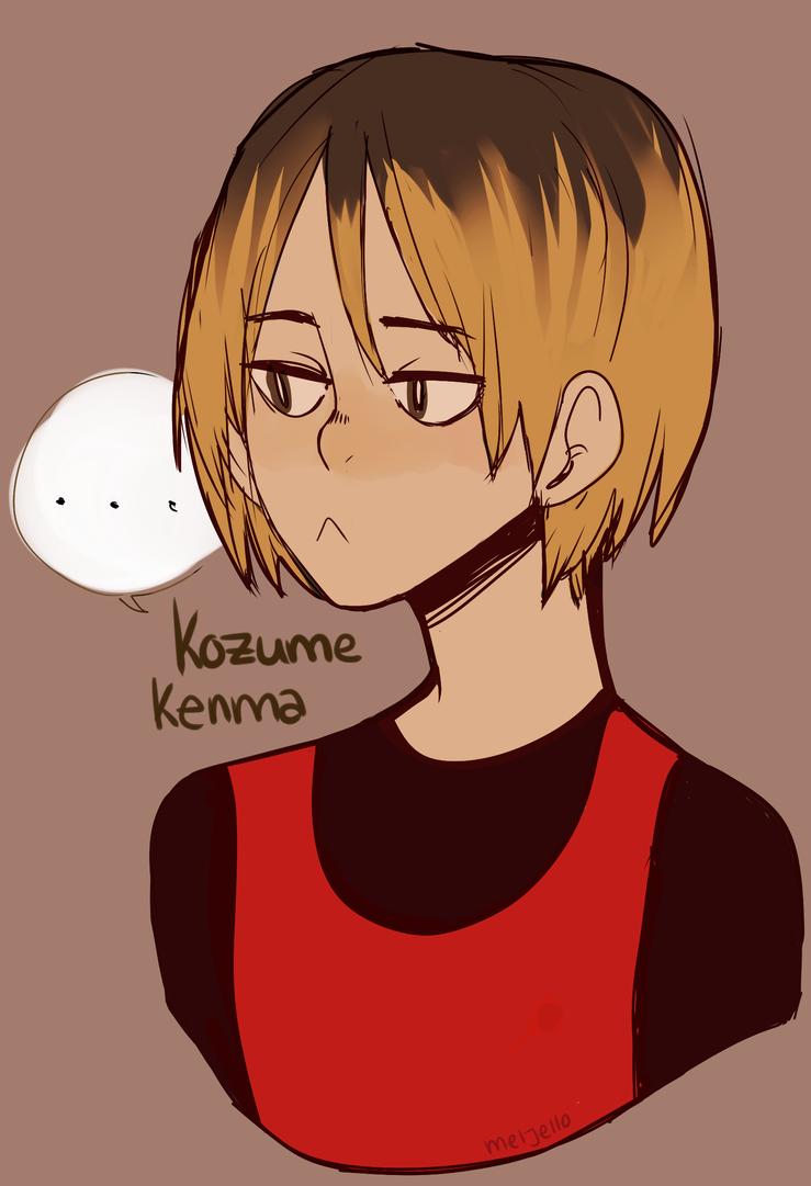 kozume kenma by KiyaAyraLuna