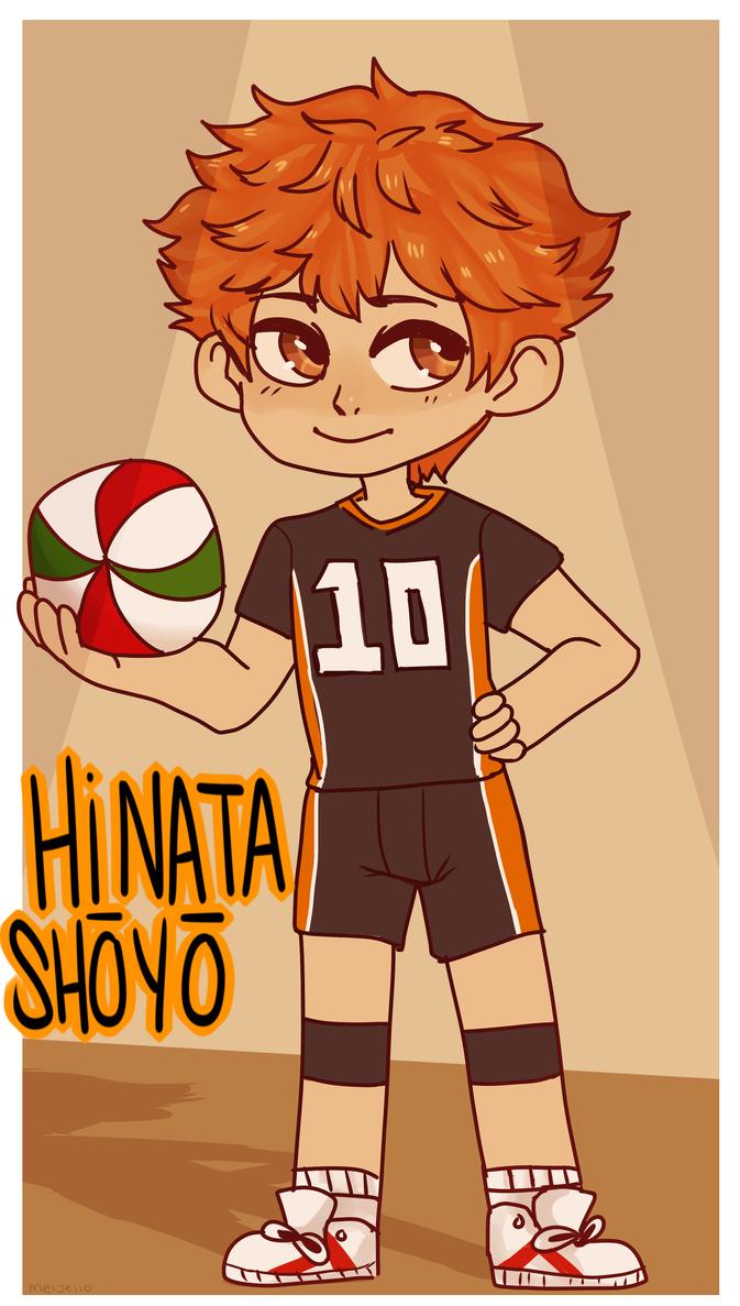 hinata shouyou is too good for this world by KiyaAyraLuna