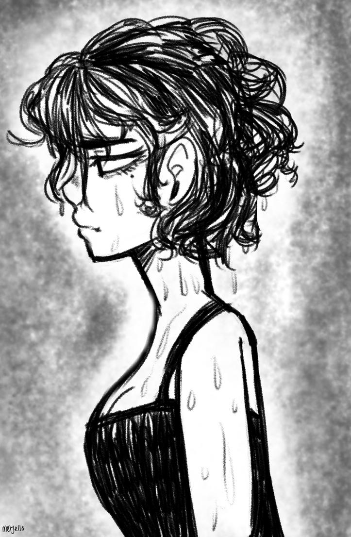 [original] dribble by KiyaAyraLuna