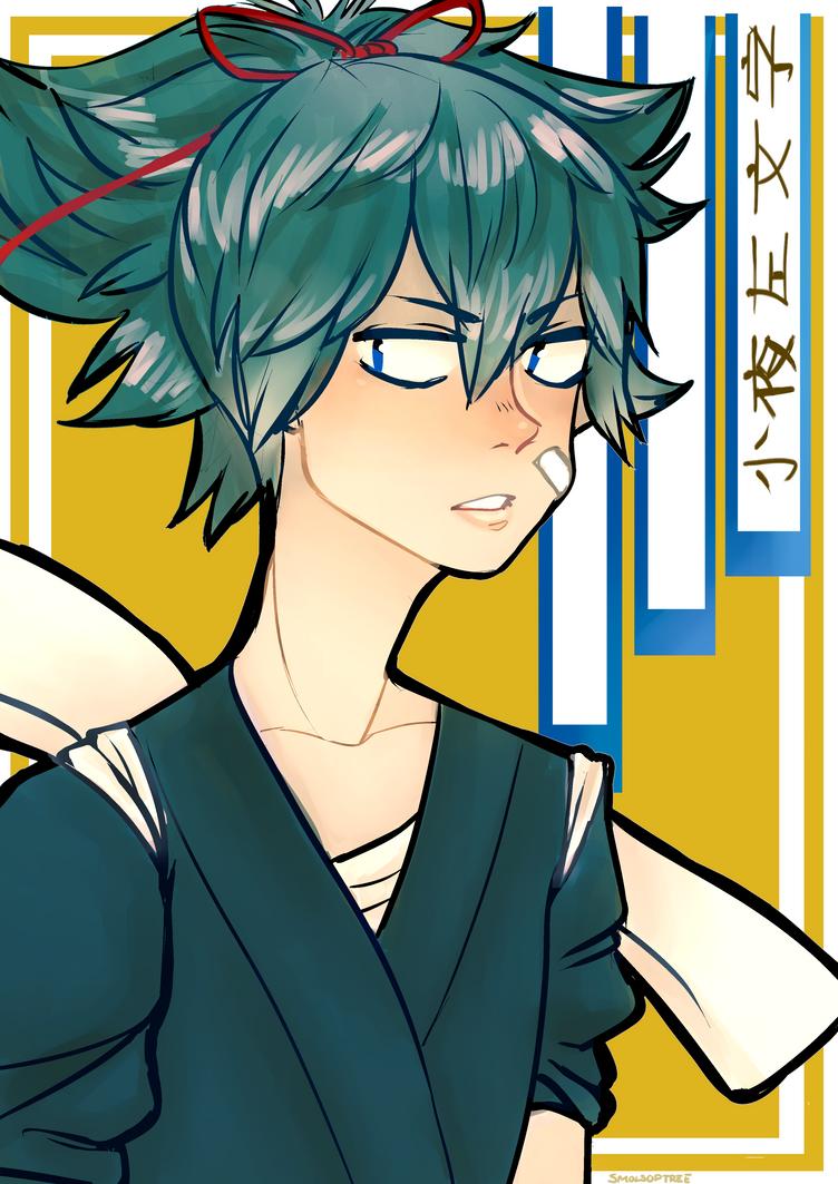 [touken ranbu] sayo samonji by KiyaAyraLuna