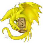 Sulfur - Periodic Dragons