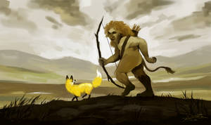 Troll and The Golden Fox