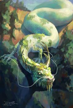 Old White Dragon