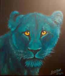 Lioness by Boosue