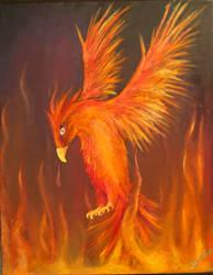 Phoenix by Boosue
