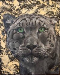 Snow Leopard by Boosue