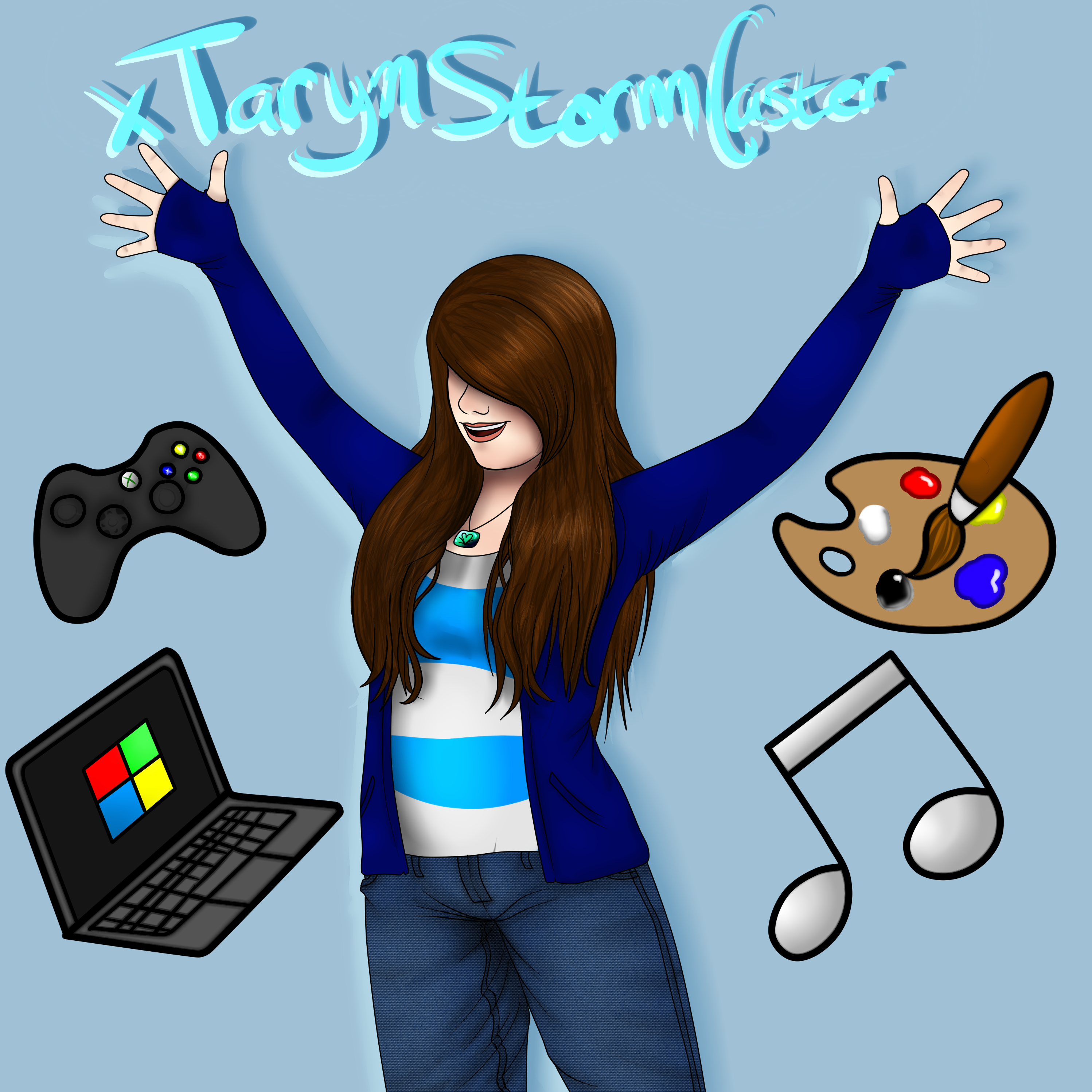 xTarynStormCaster's Profile Picture