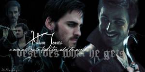 Killian Jones/ Captain Hook