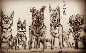 Isle of Dogs by Rising-Pheniox-A47