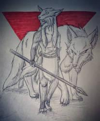 Wolf God by Rising-Pheniox-A47