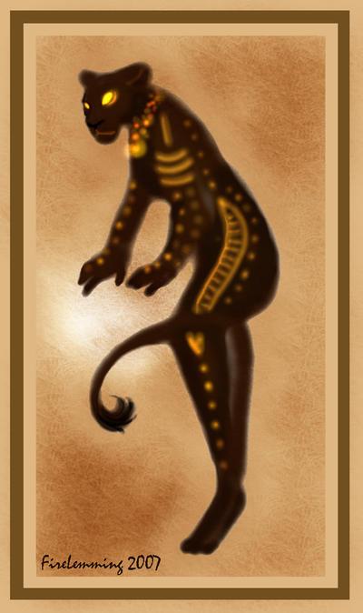 Spirit Lioness by Simbamarasa
