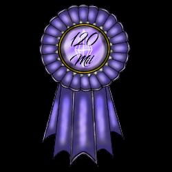 CE|120 Mil Rank Ribbon by CherryBlossomEstates