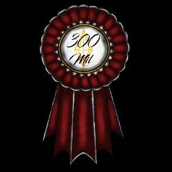 CE|300 Mil Rank Ribbon by CherryBlossomEstates