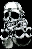 For Skulls by Solrac1200