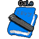 Fairy Tail Shipping Icon: GaLe by yohohotralala